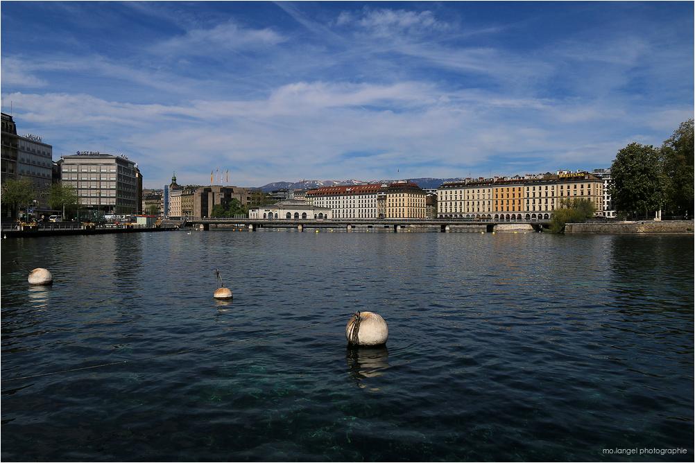 La ville du bout du lac