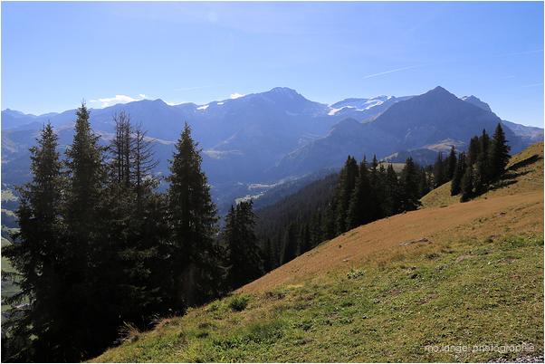 Randonnée panoramique