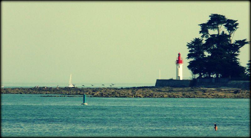 phare et balise