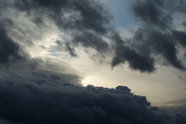 Badly clouds coming. no.1