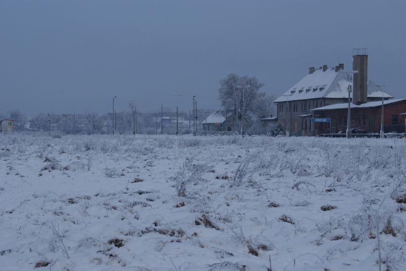 Winter- Orzysz