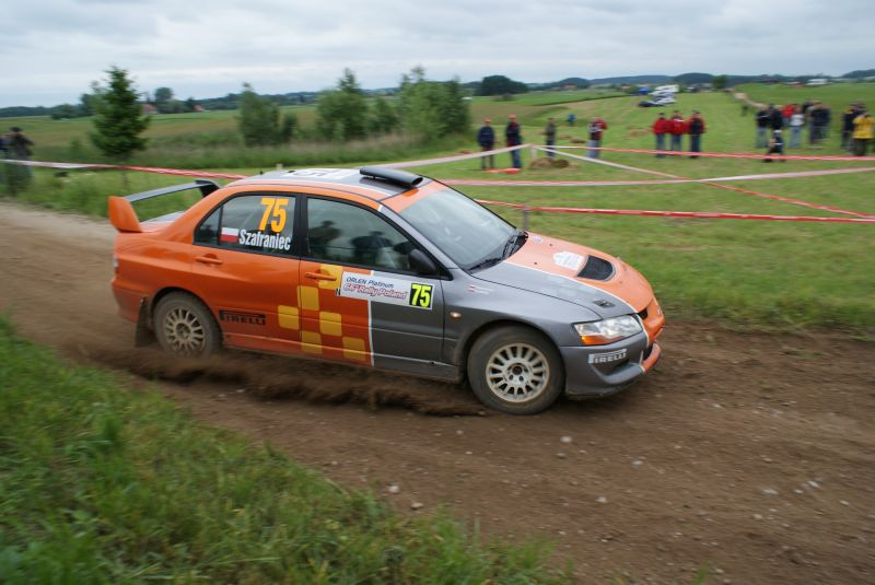 66th Rally Poland- Second day 26.06.2009