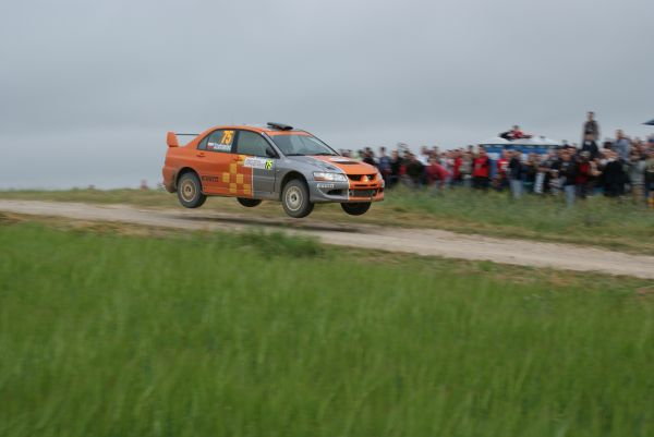 66th Rally Poland- Third day 27.06.2009