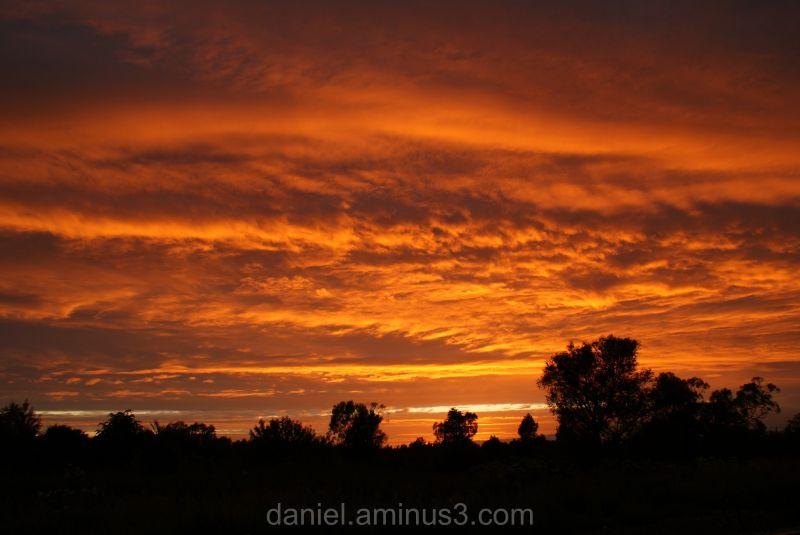 Sunset, Orzysz
