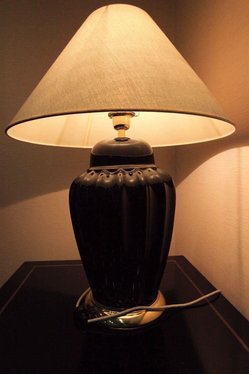 lamp....