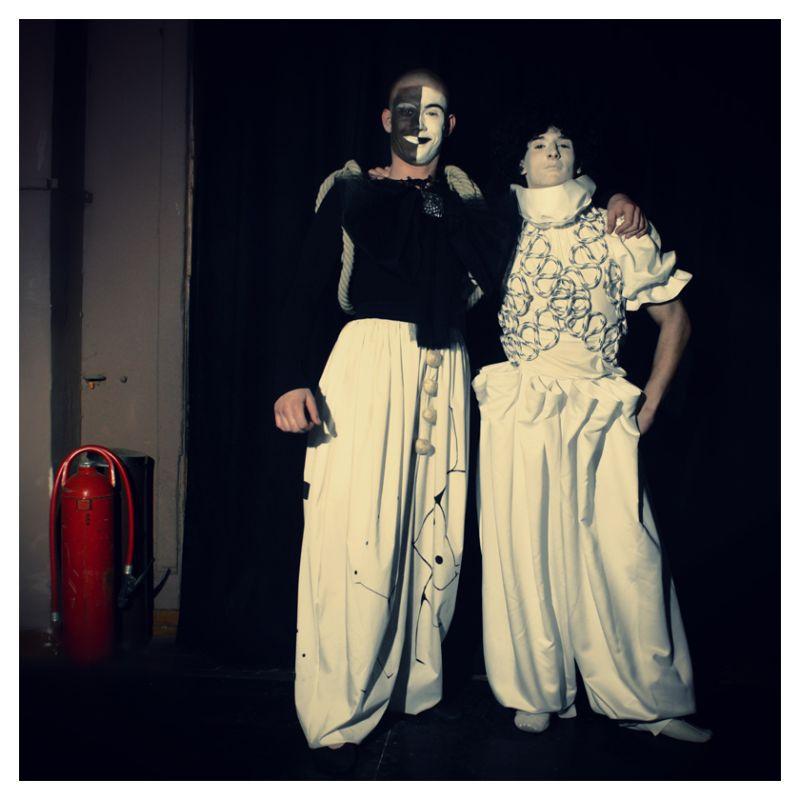 Clown fashion 2009