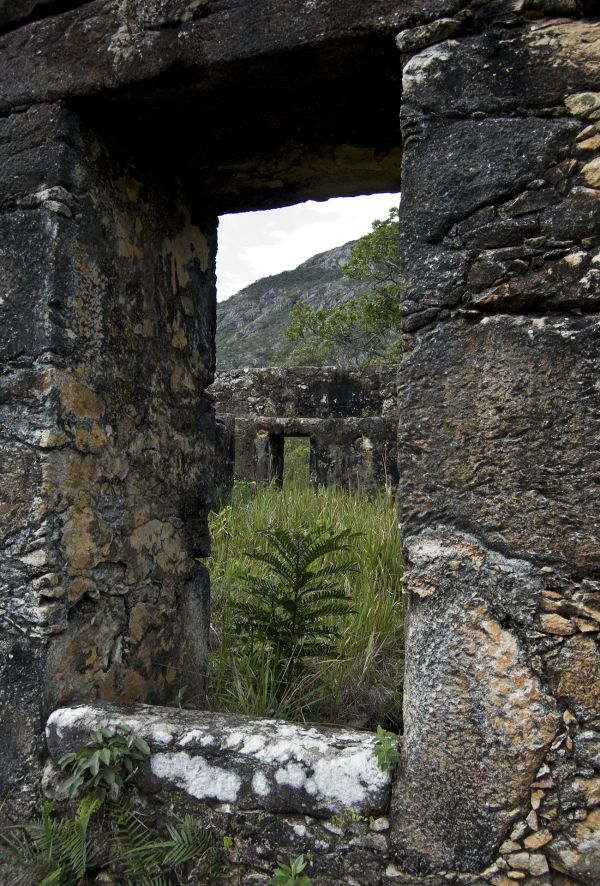 Ruin in Caraca