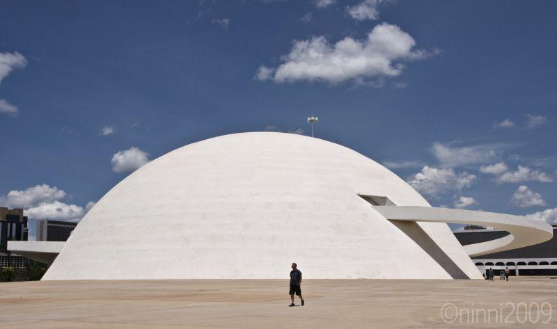 Museu Honestino Guimarães, Brasilia