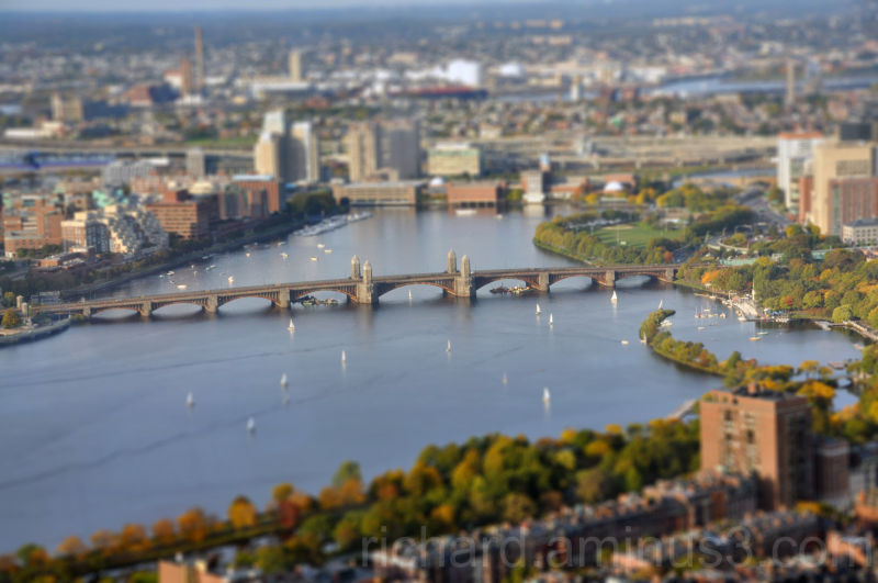 bridge in Boston