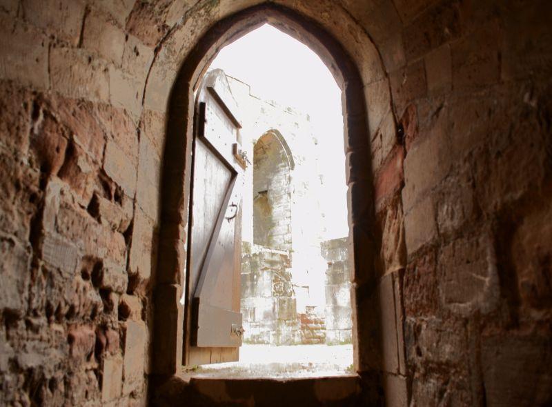 Doorway to the Past.