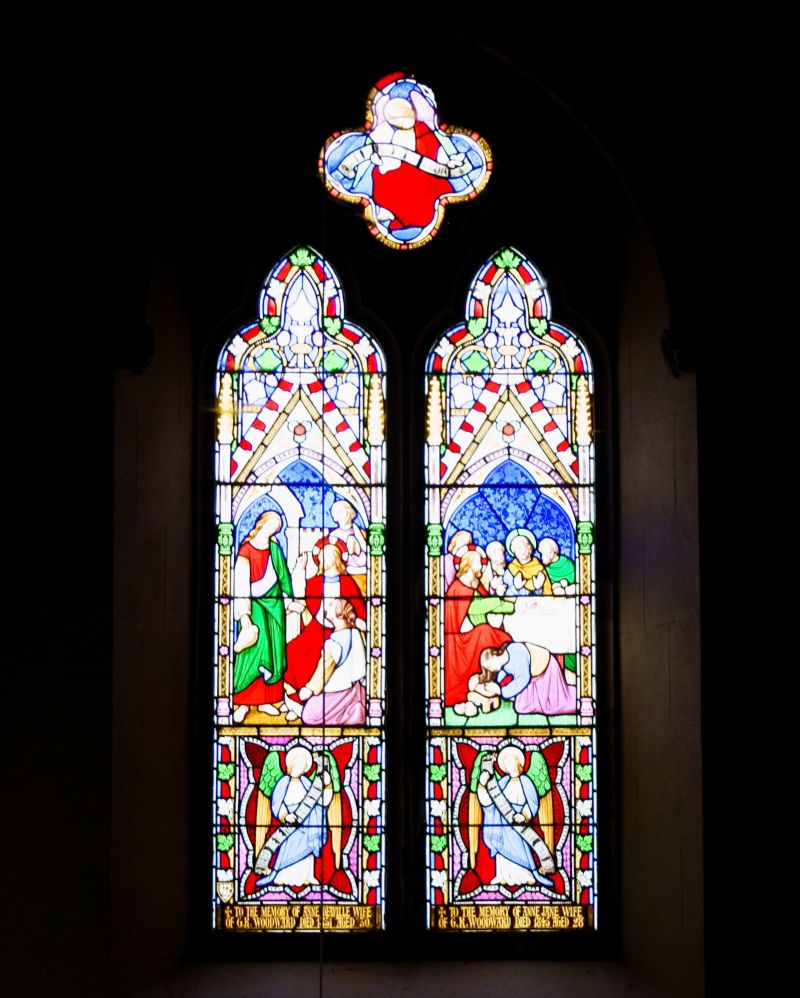 Tixall Church, Staffordshire.