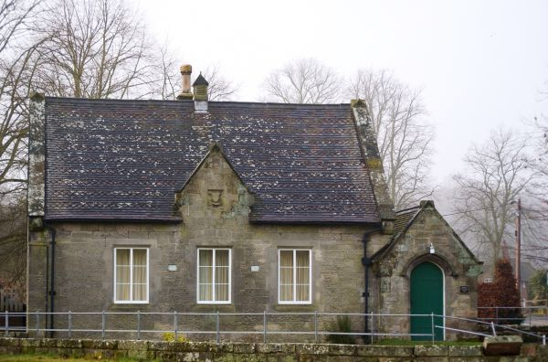 Tixall Village Hall.