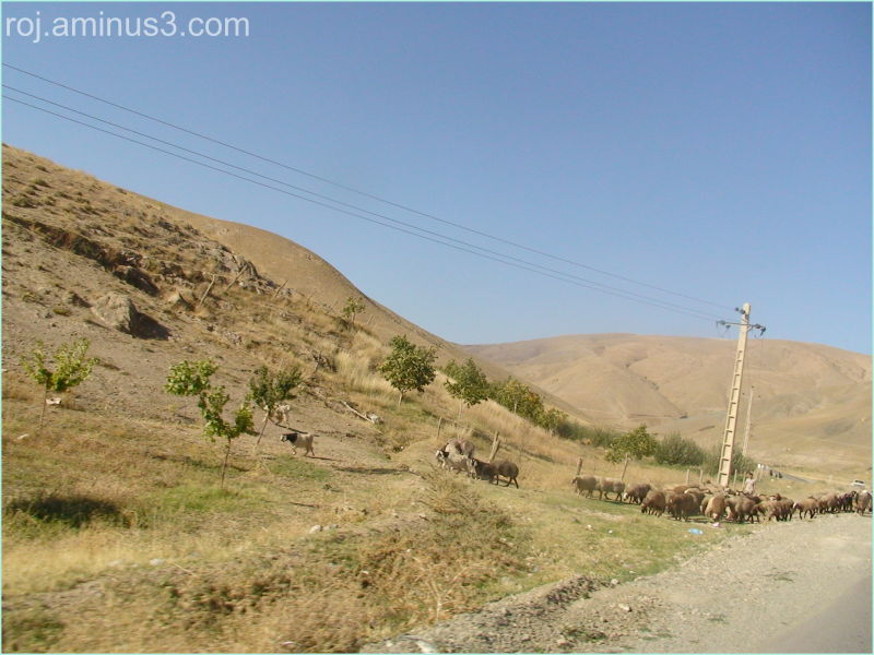 One of Shno(Oshnaviye)villages