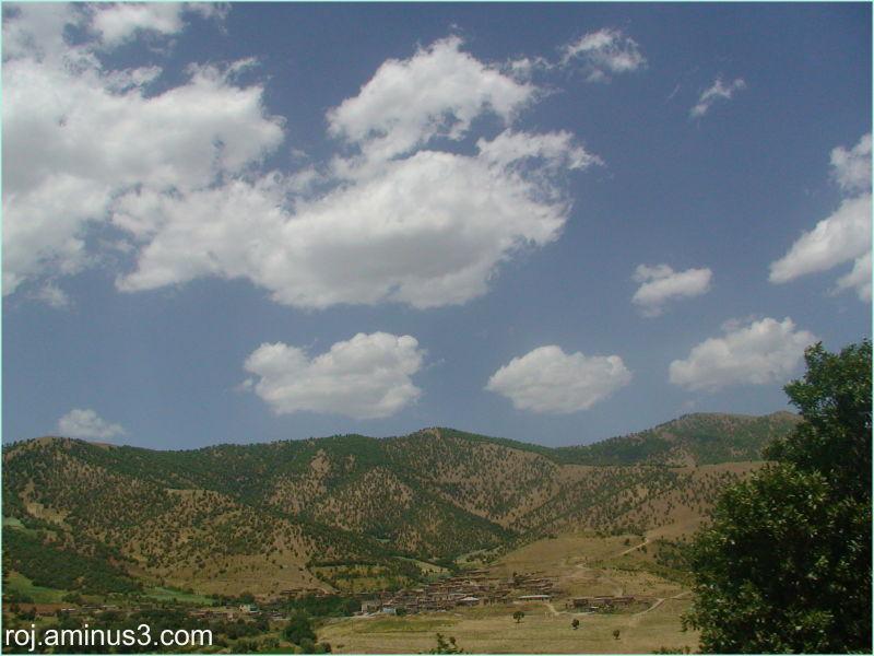 Kurdistan landscape/part1