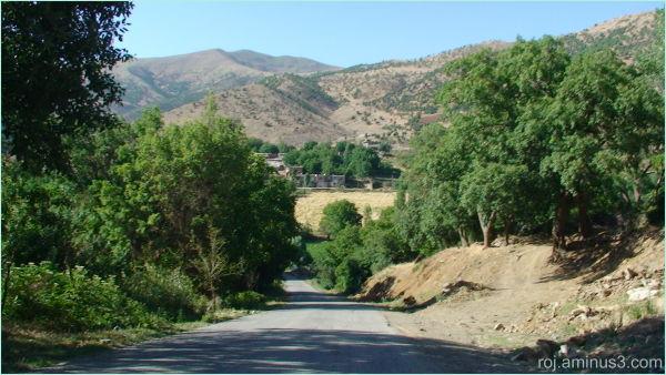 Nijne village