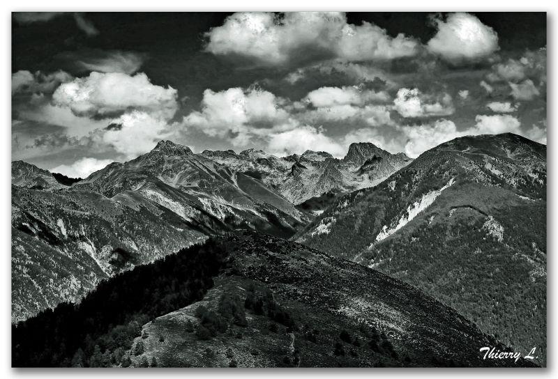 Le massif du Mercantour