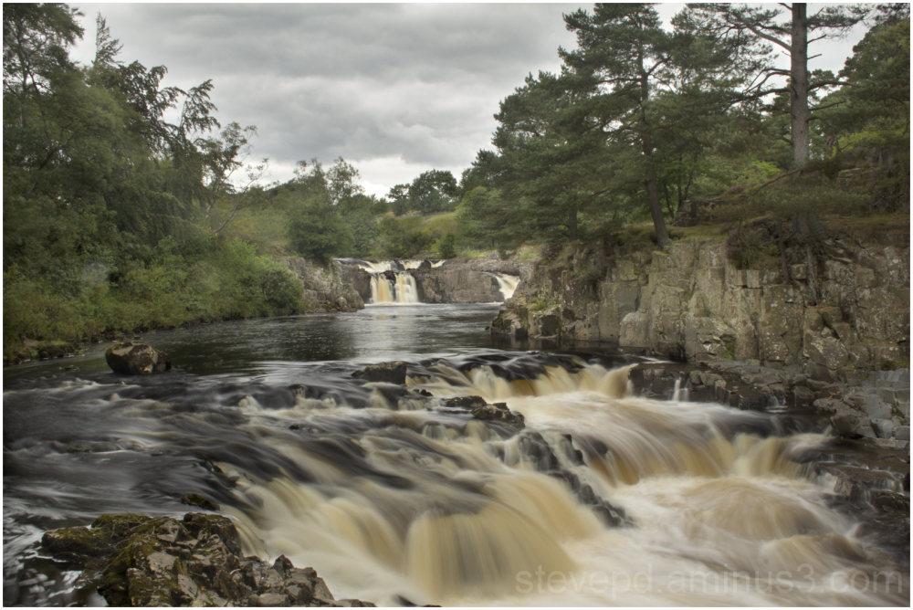 Low Force Waterfalls