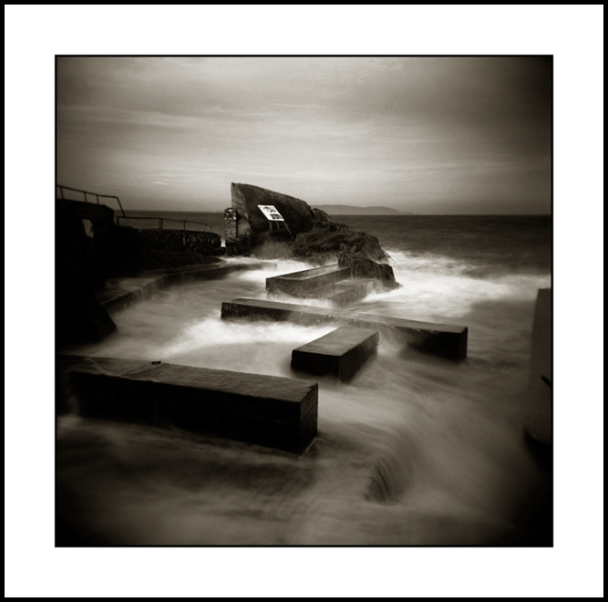 Sandycove seascape