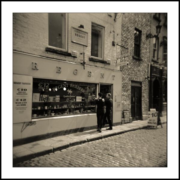 The Regent Barber Dublin