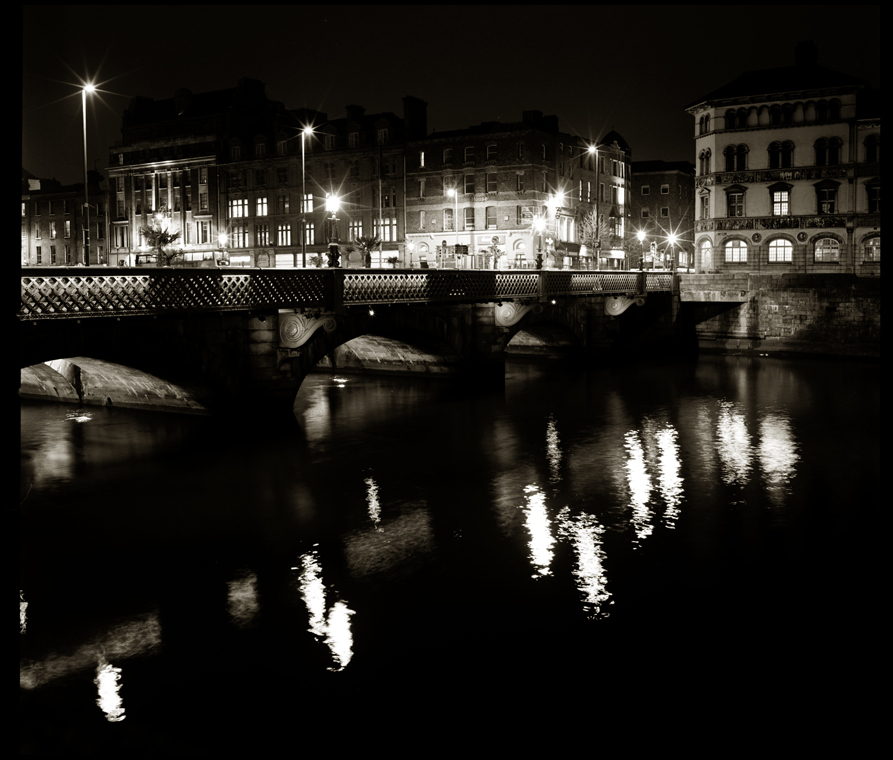 Capel St Bridge Dublin