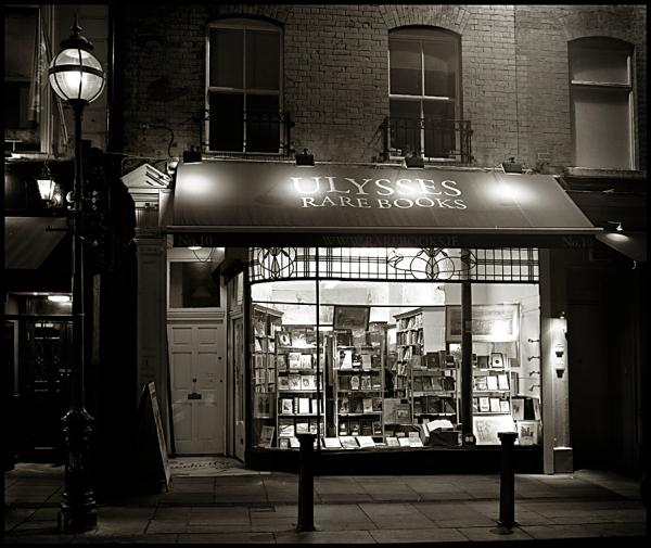 Dublin Bookshop