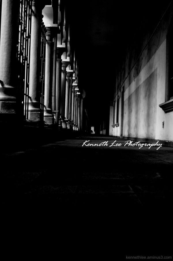 Hunted Walkway