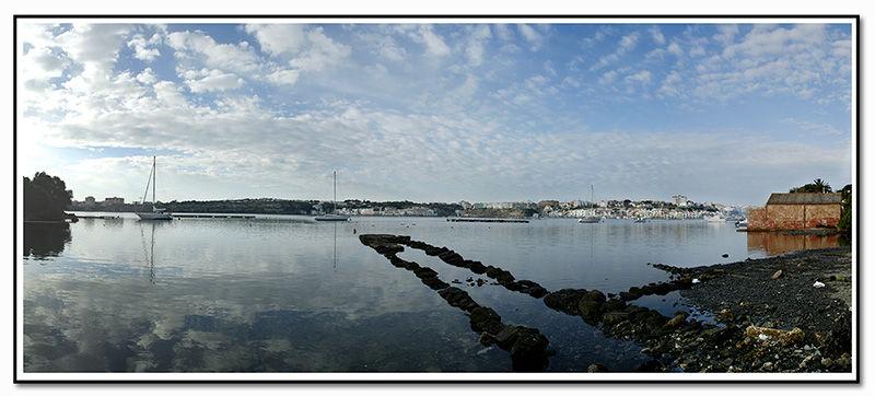 joan sans port mao panoramica