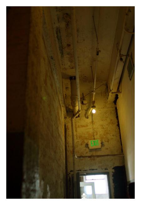 Brewery Hallway