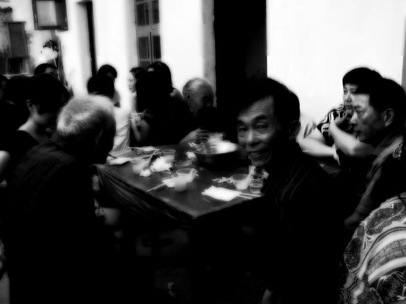 guests at fuqing wedding