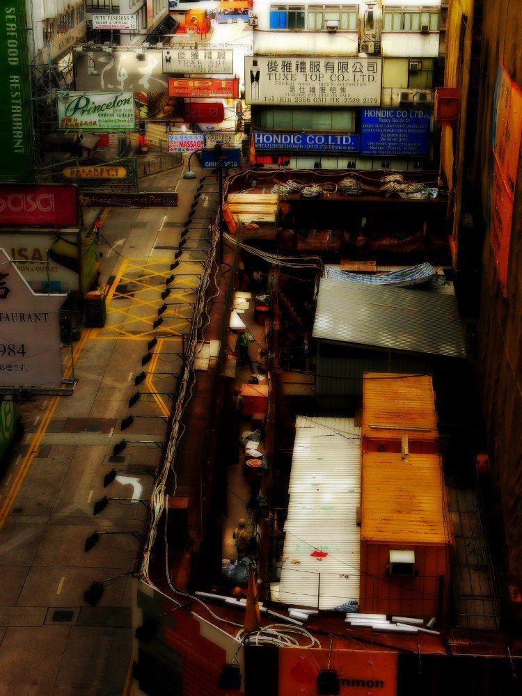 A Week in Hong Kong 4