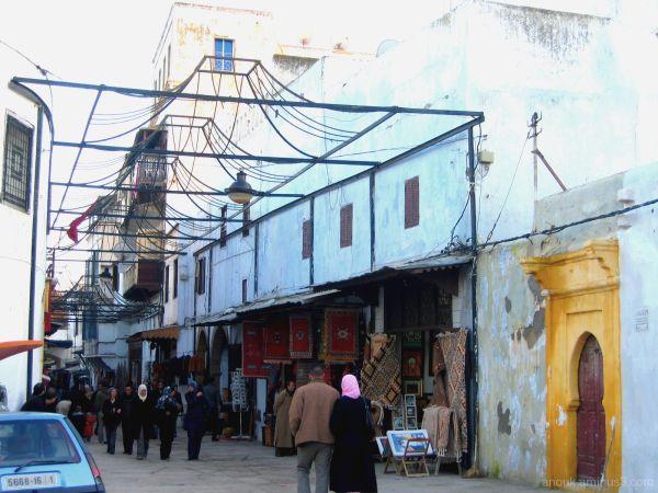Souk de Rabat