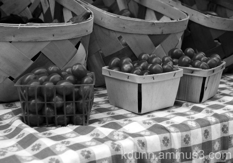 Findlay Market produce.