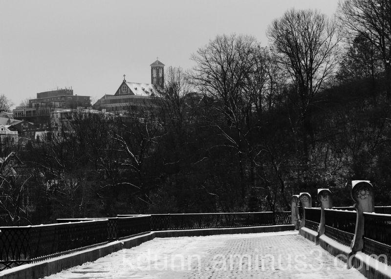 Holy Cross Monastery in Mt. Adams,Cincinnati, Ohio