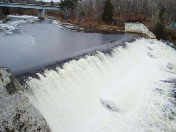 Montmorency Falls - Quebec City
