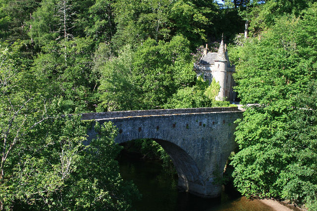 Bridge in Scotland