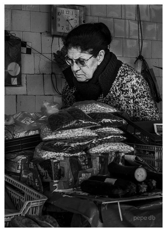 Dones del mercat I