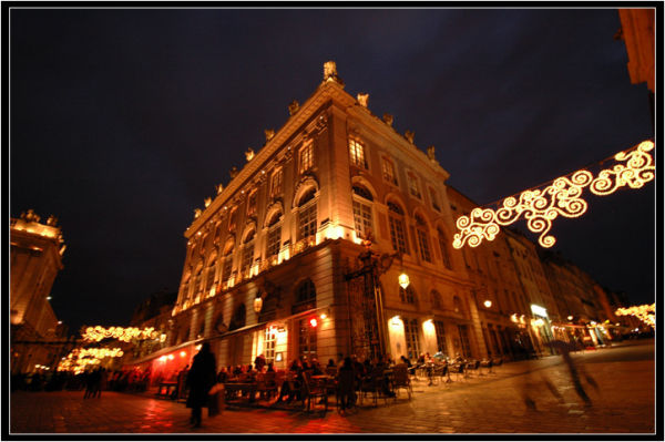 Stanislas by night #2