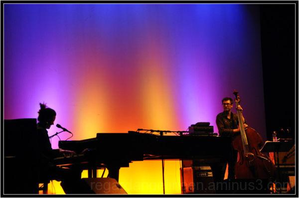 """Patricia Barber - """"Mardi Jazz"""" - Lagny (France)"""