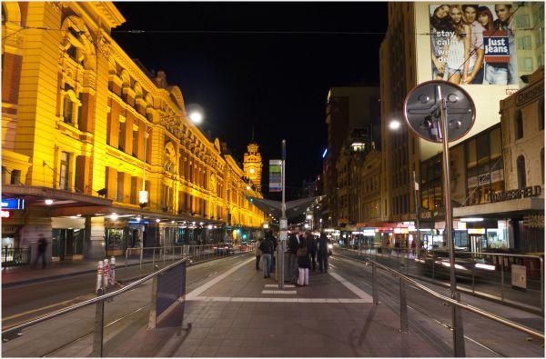 Flinder Station Melbourne