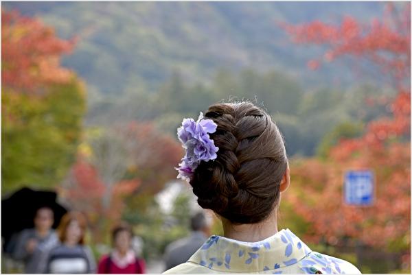 Girl in Kyoto