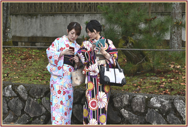 Girls in Kyoto 2