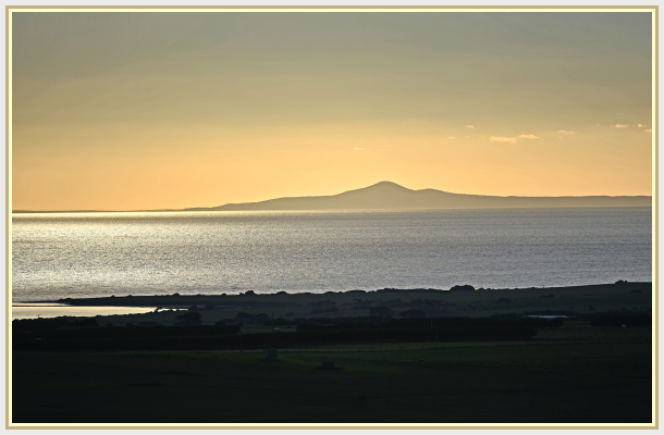 Sunset Stanley Tasmania