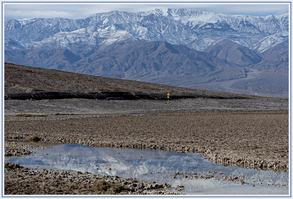 Bad water - Death Valley - Nevada