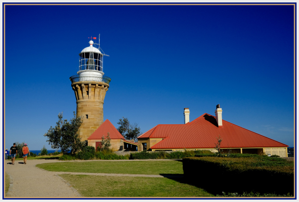 Barrenjoey Lighthouse - Palm Beach - Sydney