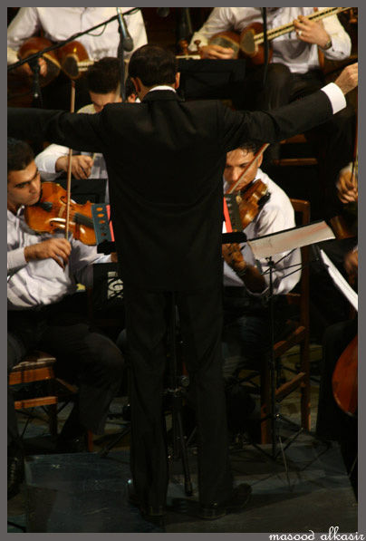 Dear Ruzbeh Tabande, leader of Hengam Orchestra