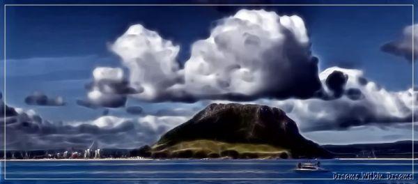 Rorschach clouds