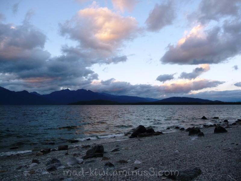 Manapouri Sunset