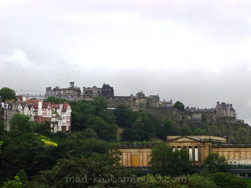 Edinbrugh Castle