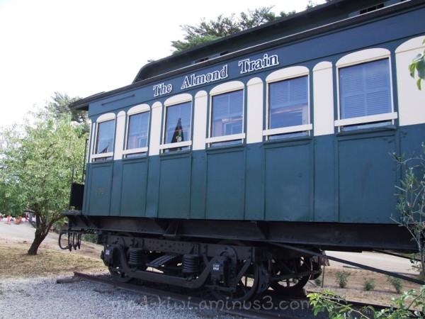 The Almond Train