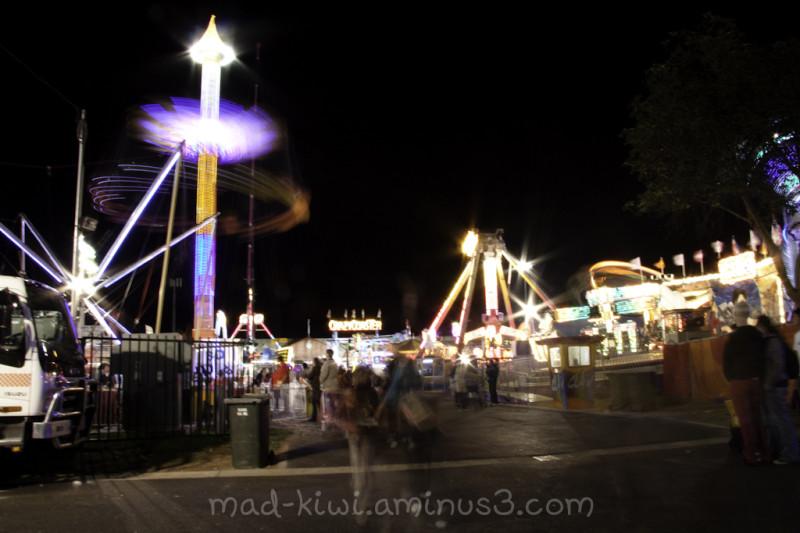 Theme park ally